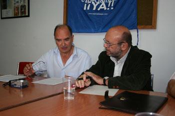 Rodríguez Carrión e Ignacio García