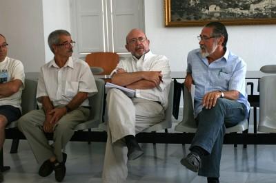 Ignacio García en el Encuentro Ciudadano