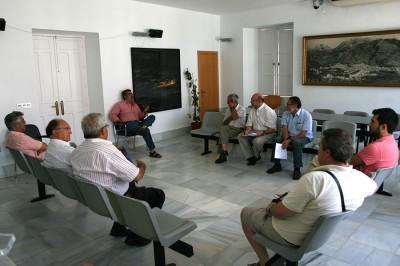 Aspecto del 'Encuentro Ciudadano'