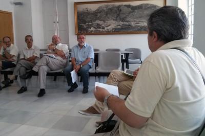 Momento del 'Encuentro Ciudadano'
