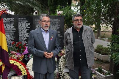 Pepe García y Luis A. Garcia