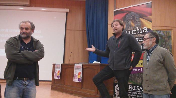 Presentación del Documental sobre la Sauceda