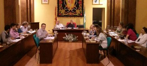 Pleno Municipal de Abril de 2014