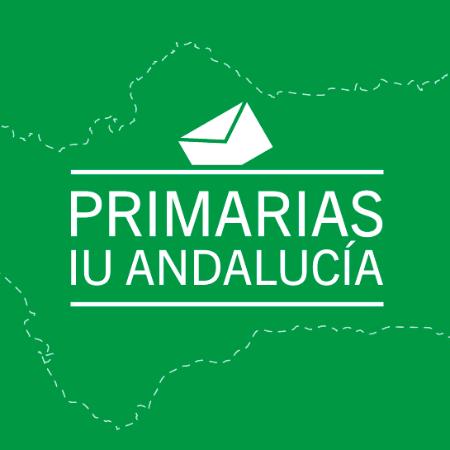 Primarias IU Andalucía