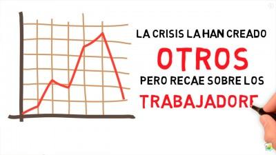 La crisis creada por otros