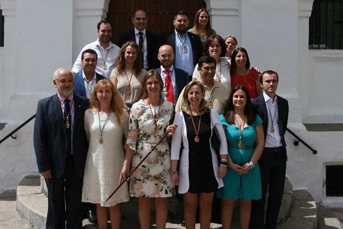 Concejales 2015-2019