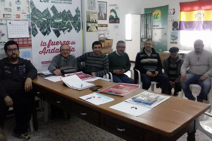 Reunión comarcal