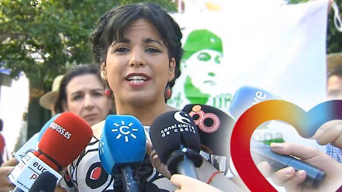 Teresa Rodríguez -Unidos Podemos