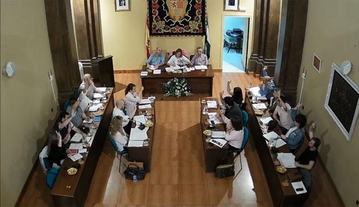 Votación permitir Toro del Gayumbo