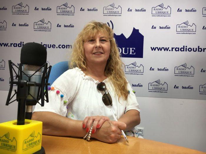 Pepi Morales en Radio Ubrique