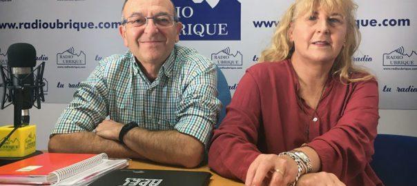 Miguel González y Pepi Morales