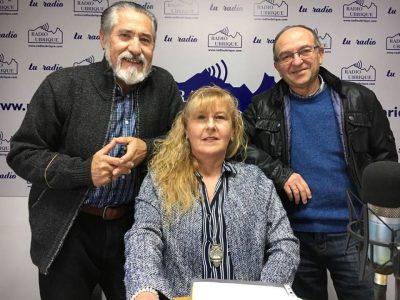 Pepe García, Pepi Morales y Miguel González