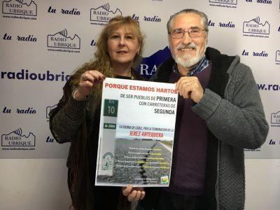 Pepi Morales y Pepe García