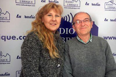 Pepi Morales y Miguel González