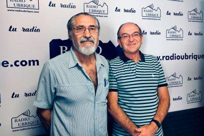 Pepe García y Miguel González